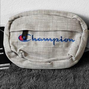 Champion Prime Waist Bag, Grey One Size